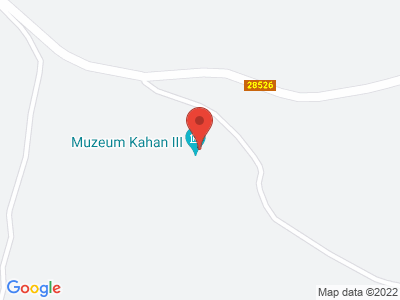 Kahan III - Cold War Museum map