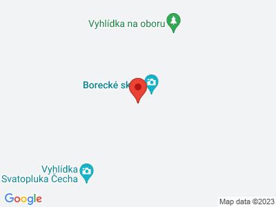 Borek rockt map