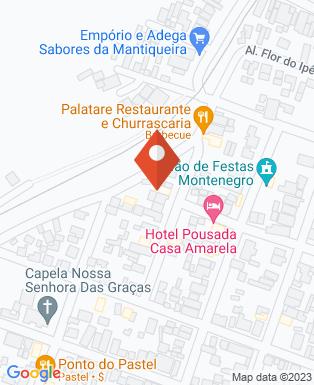 Mapa da empresa Unimed Cruzeiro