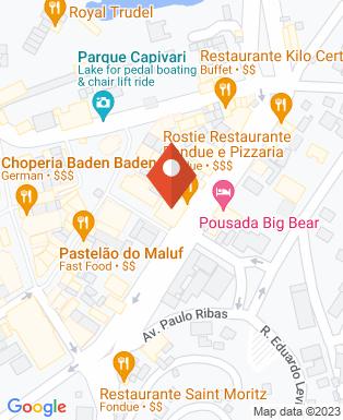 Mapa da empresa Restaurante Libertango