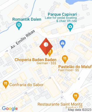 Mapa da empresa Villa Di Phoenix Campos do Jordão