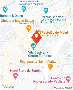 Mapa da empresa Davinci Imóveis