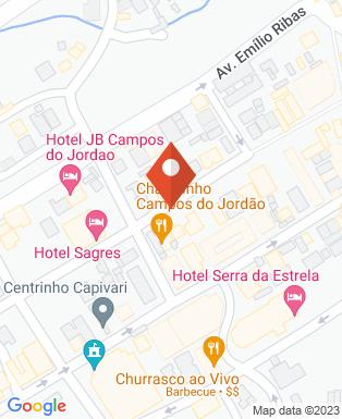 Mapa da empresa Restaurante Cantinho da Serra