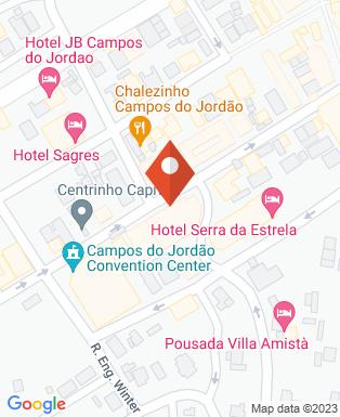 Mapa da empresa Restaurante Cantinho da Serra Grill