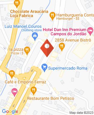 Mapa da empresa Giacomet Termo Metalurgica Ltda