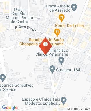 Mapa da empresa Associação Comercial, Industrial, Autônomos e Liberais de Lorena