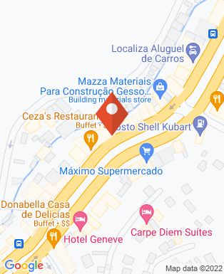 Mapa da empresa CMM Engenharia Ltda
