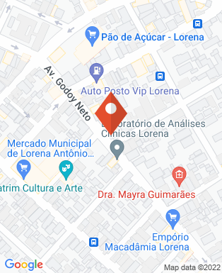Mapa da empresa Pinha Com. e Prestação de Serviços