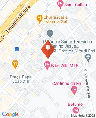 Mapa da empresa Câmara Municipal de Campos do Jordão