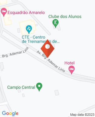Mapa da empresa Escola de Especialistas de Aeronáutica