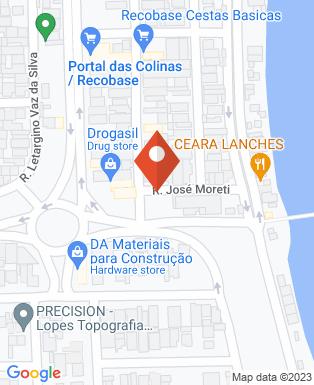 Mapa da empresa Protmat Materiais Avançados