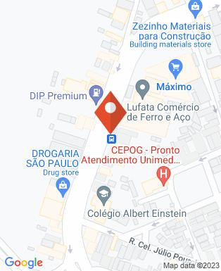 Mapa da empresa Unimed Guaratinguetá