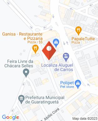 Mapa da empresa Construtora Guimarães Torres Ltda