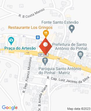Mapa da empresa Prefeitura Municipal da Estância Climática de Santo Antônio do Pinhal
