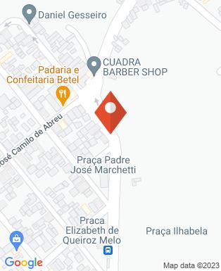 Mapa da empresa Câmara Municipal de Potim