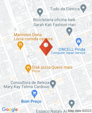Mapa da empresa ADC Grêmio Gerdau