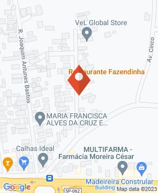 Mapa da empresa Restaurante Fazendinha