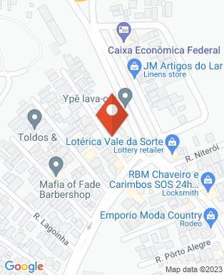 Mapa da empresa Escola São Rafael