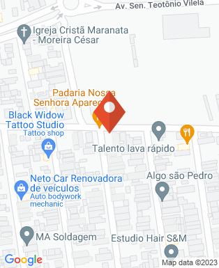 Mapa da empresa 2º Distrito Policial de Pindamonhangaba