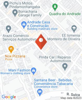 Mapa da empresa Osvaldo Manutencao Automotiva