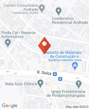 Mapa da empresa Enjoy Studio de Beleza