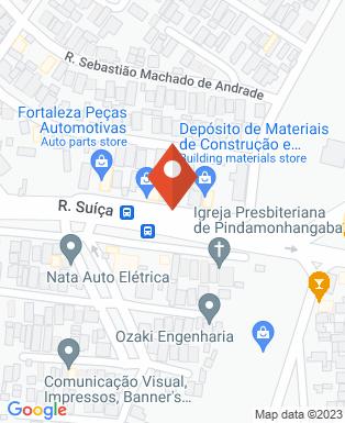 Mapa da empresa São Caetano Blocos