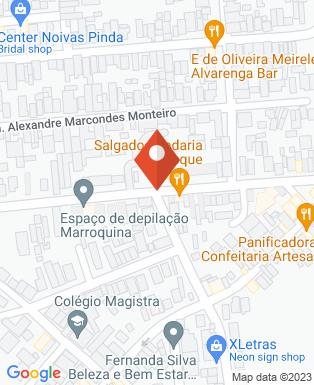 Mapa da empresa Colégio Aprendiz