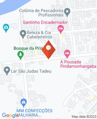 Mapa da empresa Auma Pet