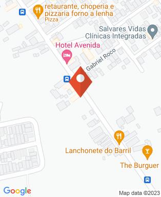 Mapa da empresa Estrela de Prata