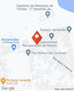Mapa da empresa Agência Lightman