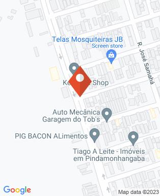 Mapa da empresa Hotel Majore