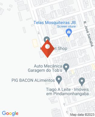 Mapa da empresa Restaurante 2 Irmãos