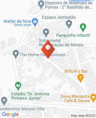 Mapa da empresa Dnogueira FPV