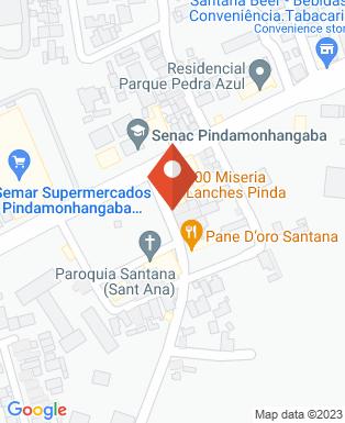 Mapa da empresa Paróquia Sant'Ana