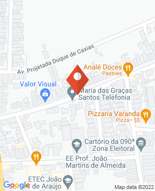 Mapa da empresa Studio F