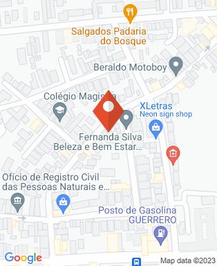 Mapa da empresa Kombina Kids