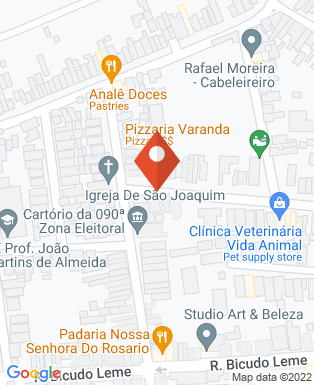 Mapa da empresa Betinha Assessoria Contábil