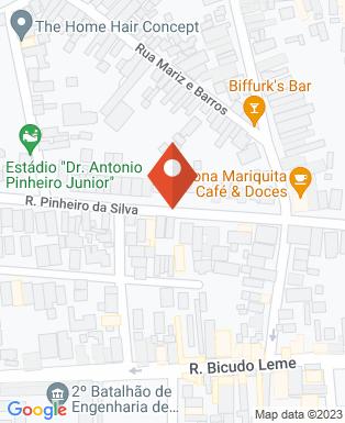 Mapa da empresa Gráfica Vieira