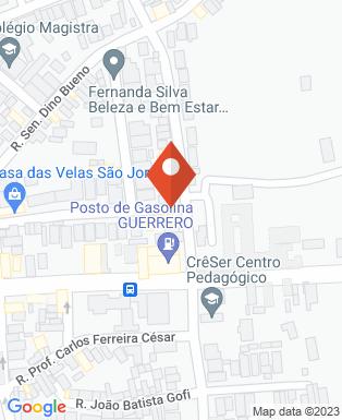 Mapa da empresa Guerrero Construtora