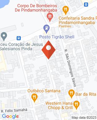 Mapa da empresa Viotti Nogueira Consultoria e Treinamento