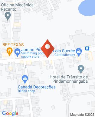 Mapa da empresa Lions Clube Pindamonhangaba
