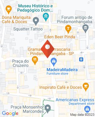 Mapa da empresa Anna Galvão