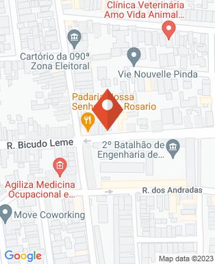 Mapa da empresa By Pucci Parruchieri