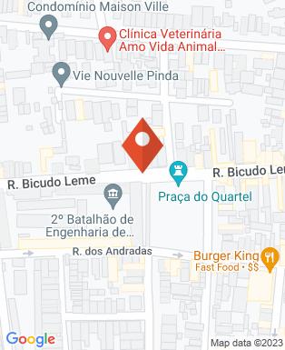 Mapa da empresa Escola Arte Vida