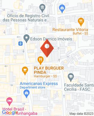 Mapa da empresa Dr. Carlos Broccanelli - Advogado Criminalista