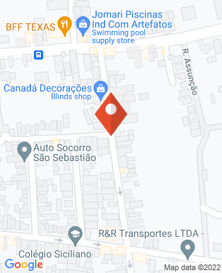 Mapa da empresa Macuco Arquitetura