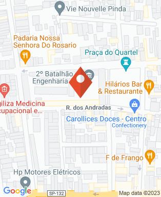 Mapa da empresa Psicóloga DrªSolange Nascimento