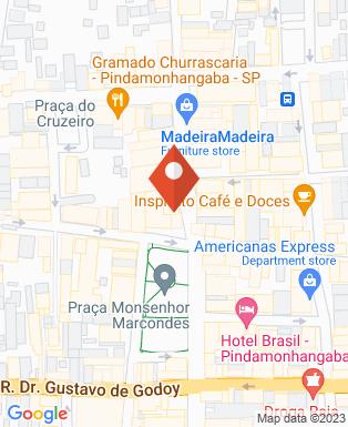 Mapa da empresa Erk Magazine
