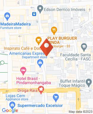Mapa da empresa MEDCELL - ASSISTENCIA TECNICA