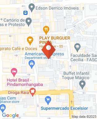 Mapa da empresa Imobiliaria São Paulo